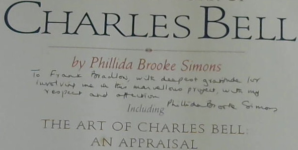 Image for The Life and Work of Charles Bell - including The Art of Charles Bell : An Appraisal