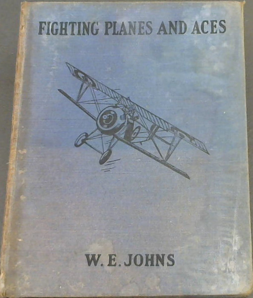 Image for Fighting Planes and Aces