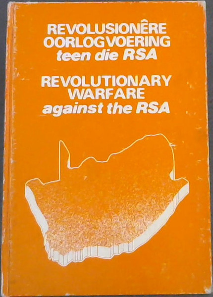 Image for Revolusionere Oorlogvoering teen die RSA:  Revolutionary Warfare against the RSA