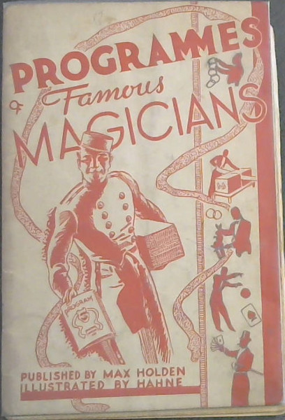 Image for Programmes of Famous Magicians