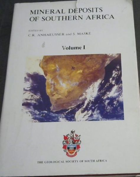 Image for Mineral Deposits of Southern Africa - Vol I