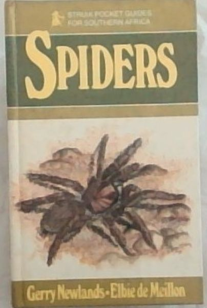 Image for Struik Pocket Guides for Southern Africa Spiders