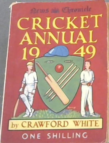 Image for News Chronicle Cricket Annual 1949