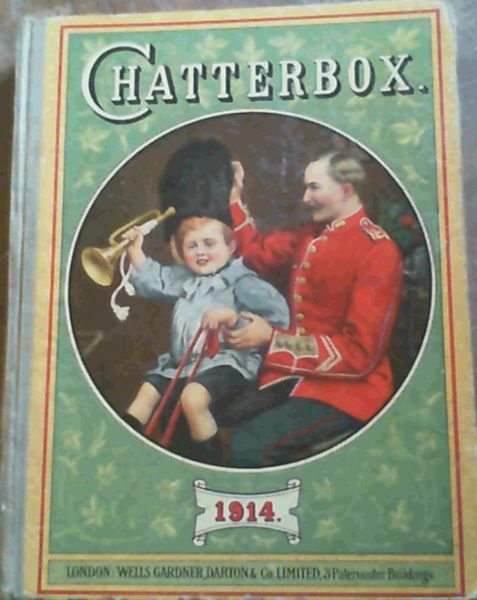 Image for Chatterbox 1914