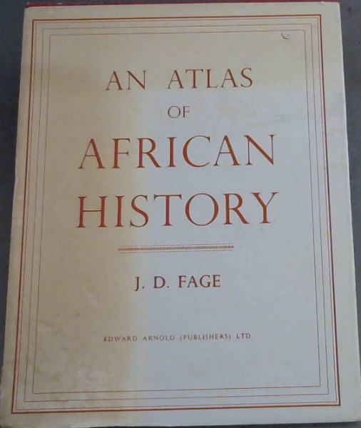 Image for An Atlas of African History