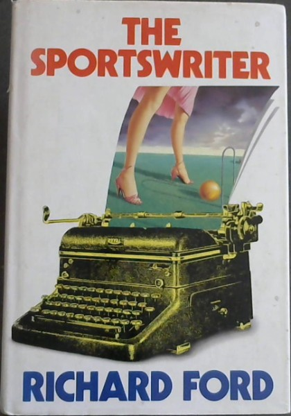 Image for THE SPORTSWRITER.