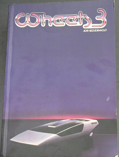 Image for WHEELS 3  SA's only motoring manual (1983-1984)