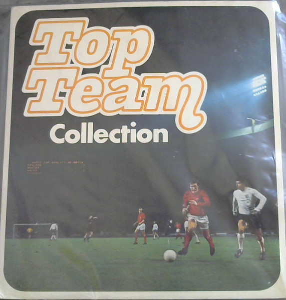 Image for Top Team Collection - 22 Soccer Superstars
