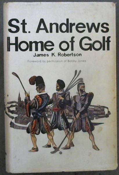 Image for St  Andrews  Home  Of  Golf