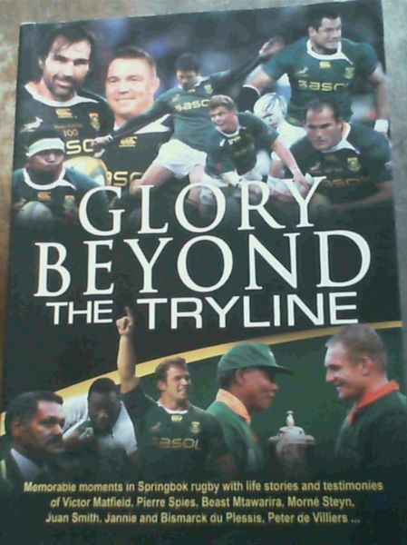 Image for Glory Beyond The Tryline