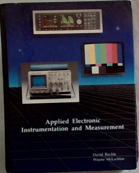Image for Applied Electronic Instrumentation and Measurement