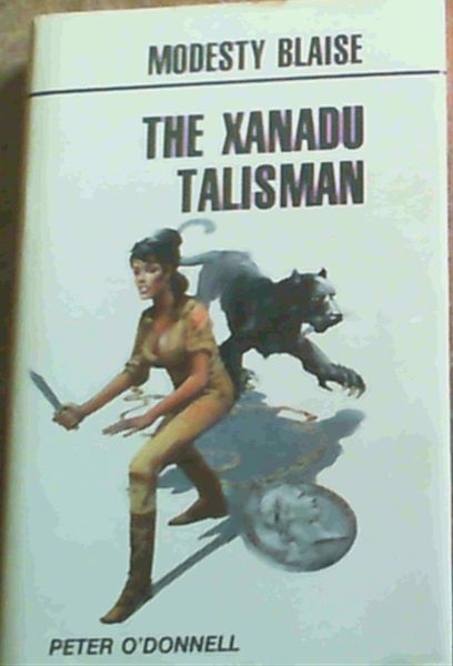 Image for Modesty Blaise : The Xanadu Talisman