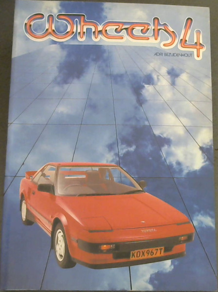 Image for WHEELS 4  SA's only motoring manual (1984-1985)