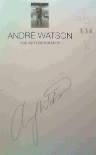 Image for Andre Watson the Autobiography
