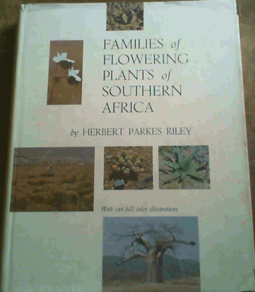 Image for Families of Flowering Plants of Southern Africa