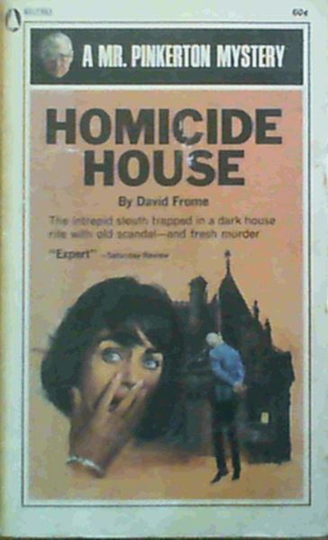 Image for Homicide House