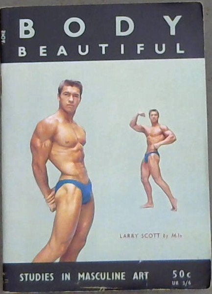 Image for Body Beautiful No. 12 - Studies in Masculine Art