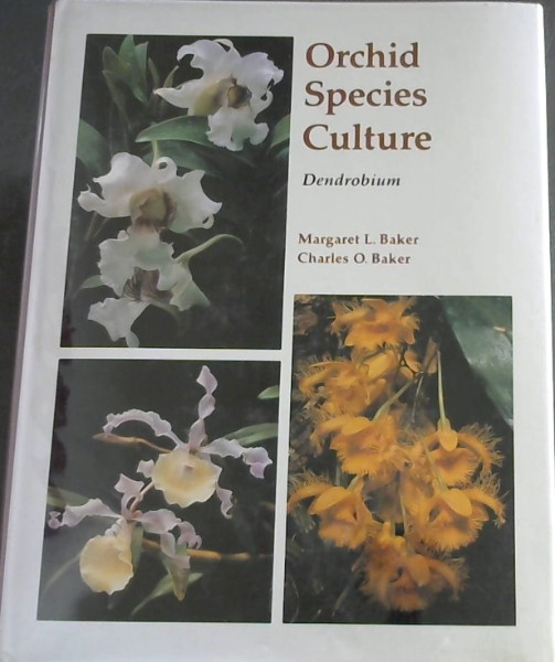 Image for Orchid Species Culture: Dendrobium