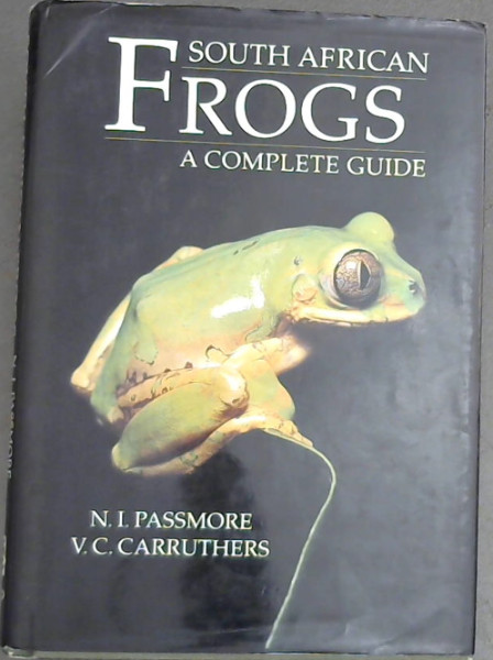 Image for South African Frogs: A Complete Guide