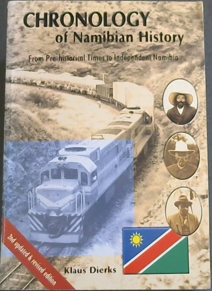 Image for Chronology of Namibian history: From pre-historical times to independent Namibia