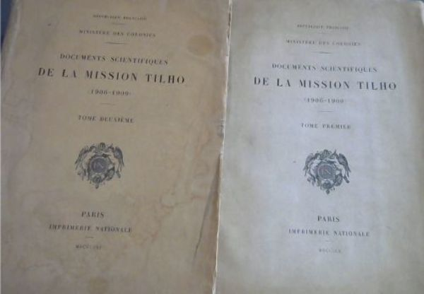Image for Documents Scientifiques De La Mission Tilho (1906-1909) - 2 volumes