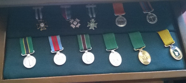 Image for The Livingstone Mint : The Rhodesian Honours and Awards - A Perfect Reproduction in Miniature