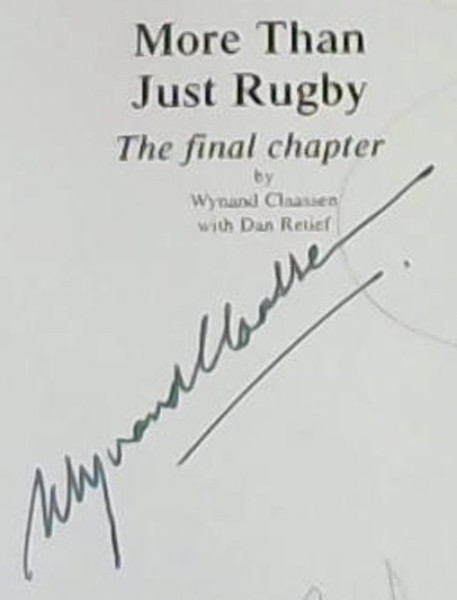 Image for More Than Just Rugby: The Final Chapter
