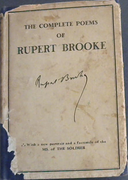 Image for The Complete Poems of Rupert Brook