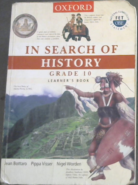 Image for In Search of History Grade 10 Learner's Book