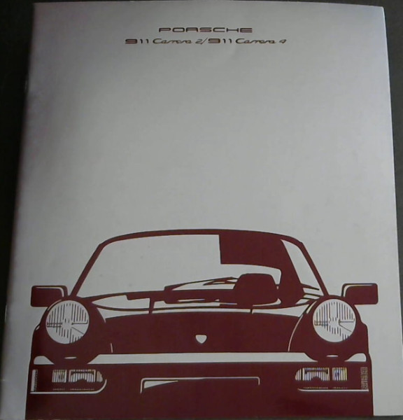 Image for Porsche 911 Carrera 2; 911 Carrera 4