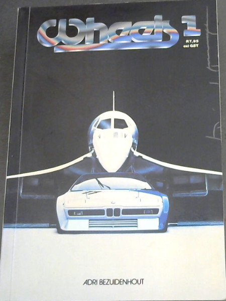 Image for WHEELS 1  SA's only motoring manual (1981-1982)