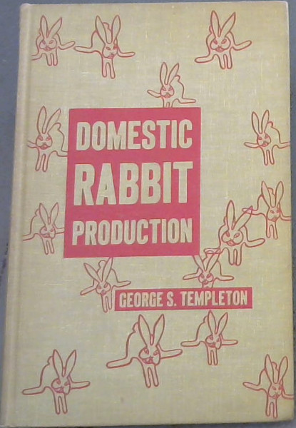 Image for Domestic Rabbit Production
