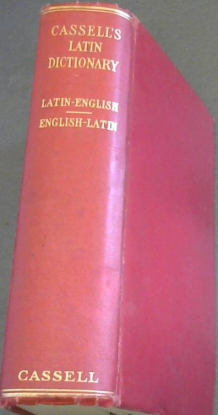 Image for Cassell's Latin Dictionary (Lati - English and English - Latin)