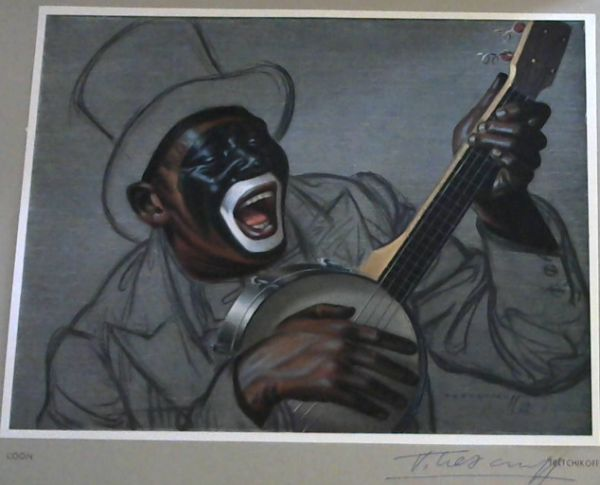 Image for Tretchikoff Print - Signed: Coon