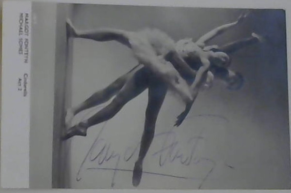 Image for Margot Fonteyn (Dancers of To-Day No.1)