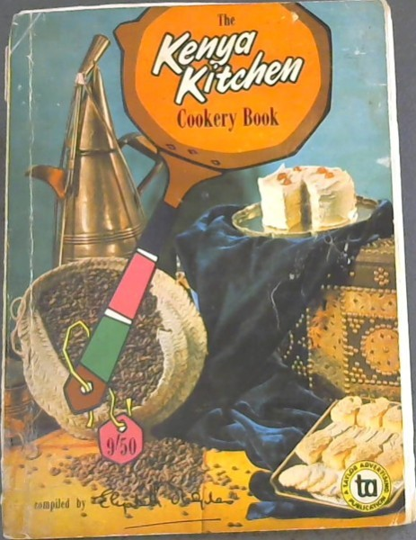 Image for Kenya Kitchen Cookery Book