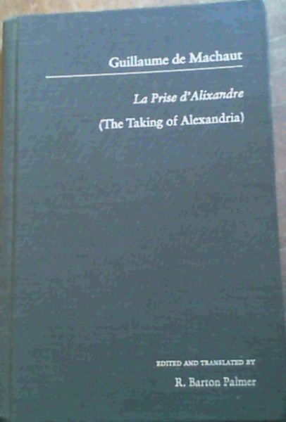 Image for La Prise d'Alixandre (The Taking of Alexandra)