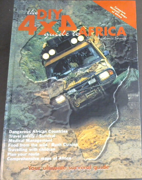 Image for The DIY 4X4 Guide to Africa