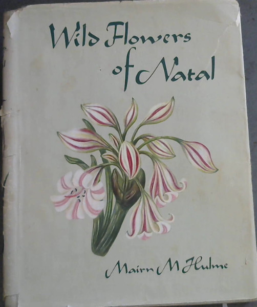 Image for Wild Flowers of Natal