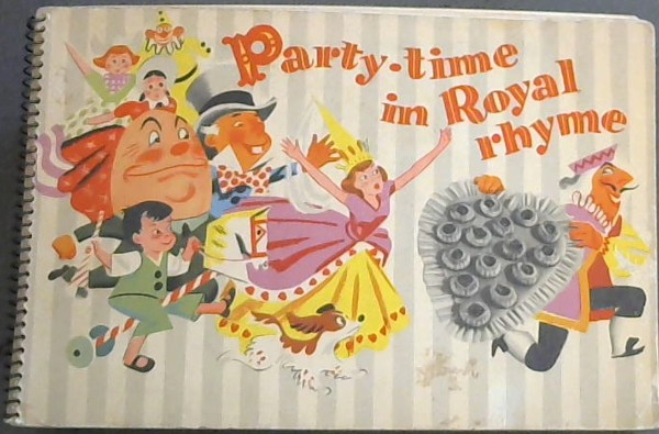 Image for Party Time in Royal Rhyme