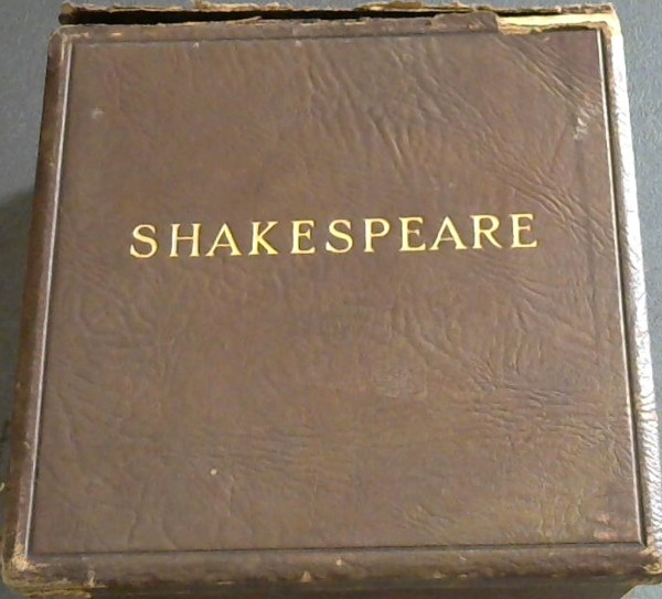 Image for Complete Works of William Shakespeare - 9 volumes