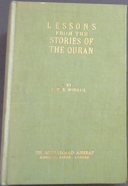 Image for Lessons From the Stories of the Quran