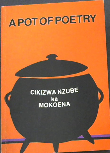 Image for A pot of poetry