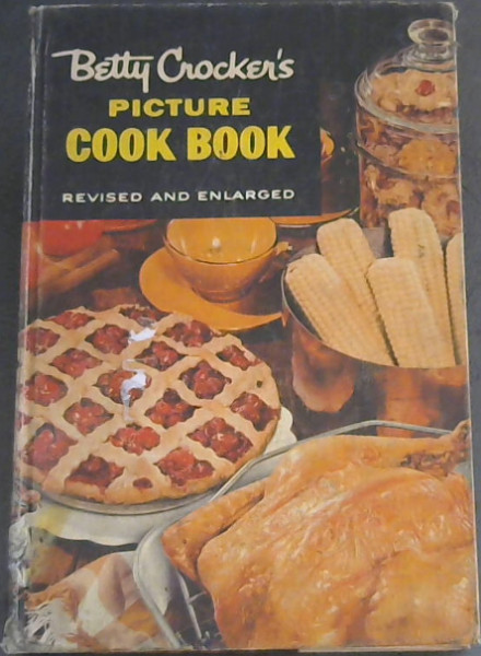 Image for Betty Crocker's Picture Cook Book (Revised and Enlarged)