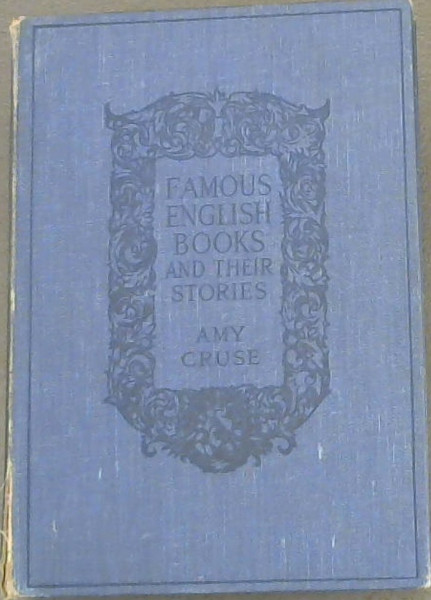 Image for Famous English  Books and their Stories