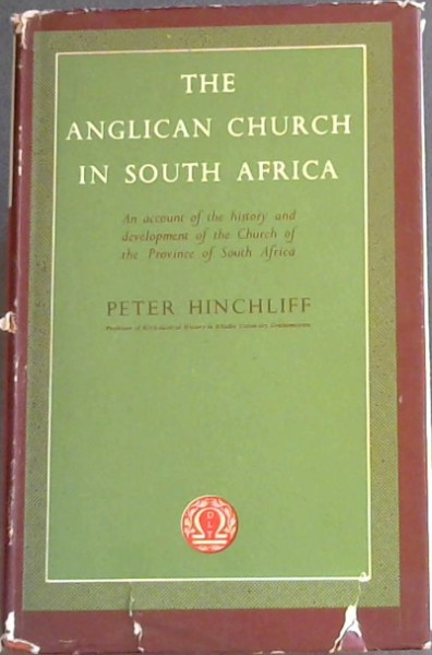 Image for The Anglican Church in South Africa