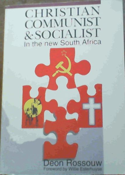 Image for Christian Communist & Socialist in the new South Africa