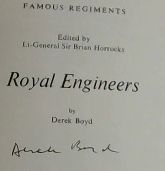 Image for Royal Engineers (Famous Regiments)