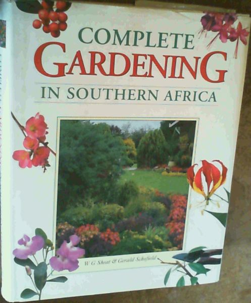 Image for Complete Gardening In South Africa