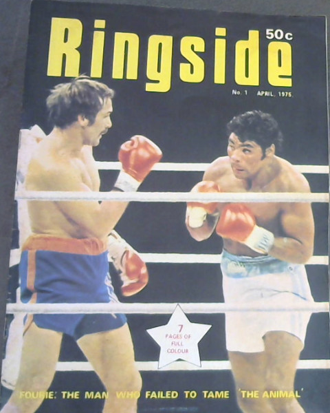 Image for Ringside - No 1 - April, 1975